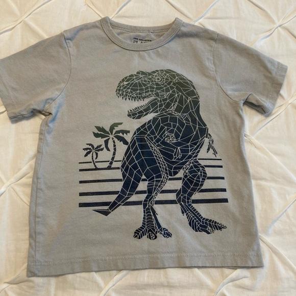 Boy's dinosaur play shirt -The Children's Place